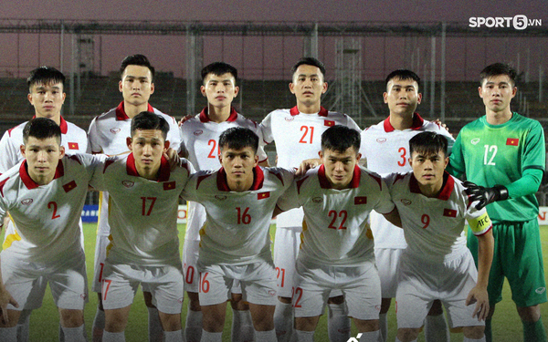 Trực tiếp U23 Việt Nam 0-0 U23 Đài Bắc Trung Hoa: Hiệp một không bàn thắng