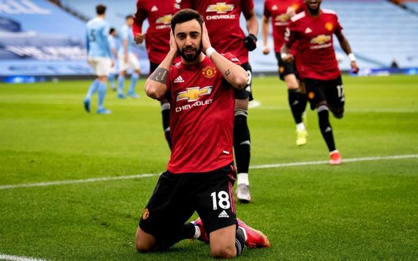 MU thăng hoa, cắt chuỗi 21 trận toàn thắng của Man City