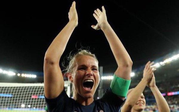 Tuyển nữ Hàn Quốc đại bại trước chủ nhà Pháp trong ngày khai mạc World Cup nữ 2019