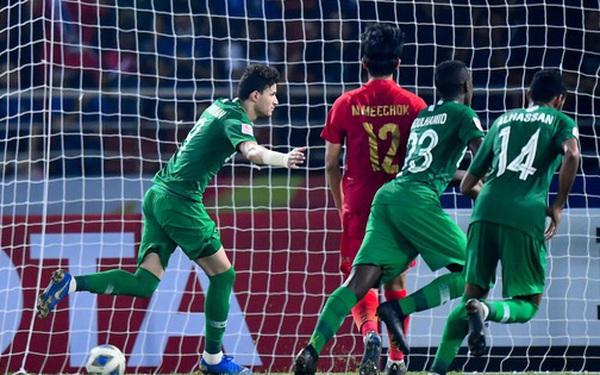U23 Thái Lan 0-1 U23 Saudi Arabia: Chủ nhà chính thức bị loại sau pha penalty đầy tranh cãi