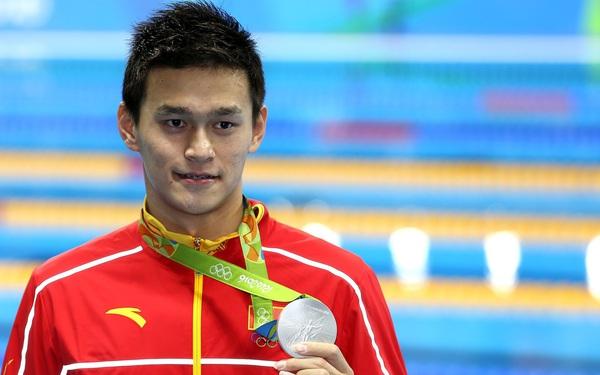 Kình ngư số một Trung Quốc bị cấm thi đấu 8 năm vì doping