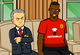 Hoạt hình vui: Pogba hay Mourinho. Ai sẽ là người ra đi?
