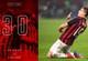 Lucas Paqueta và Krzysztof Piatek lại tỏa sáng giúp Milan trở lại top 4